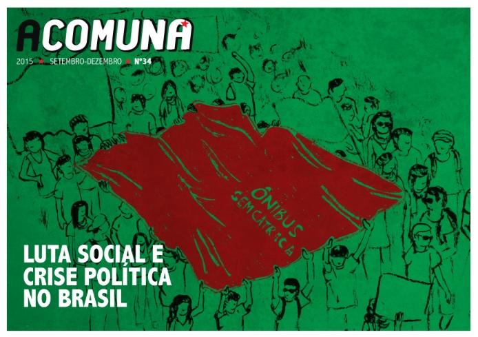 A Comuna 34 capa